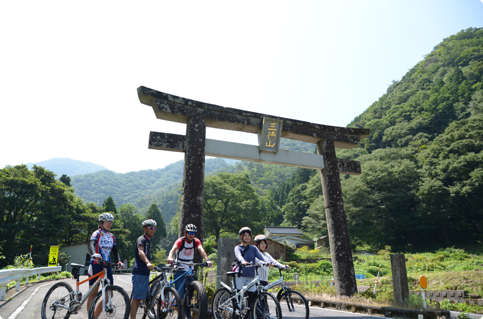 Climbing Mt.mitokusan &cycling tour. (1-day tour)