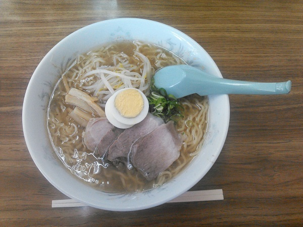 Local ramen of  Tottori central!<br>Trip to go to the cow bone ramen shop for by MTB