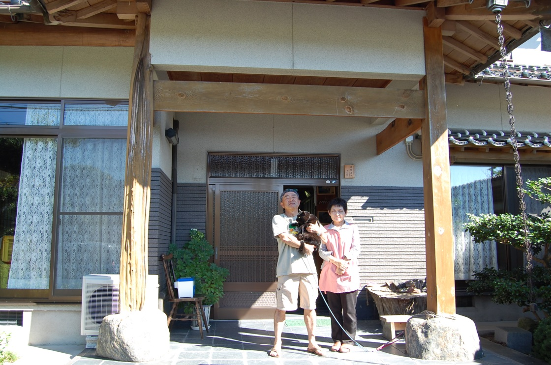 Let's experience a daily farmhouse in the Grandfathers of Sekigane-cho