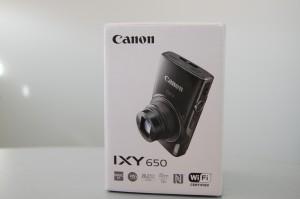 キャノン コンパクトカメラ